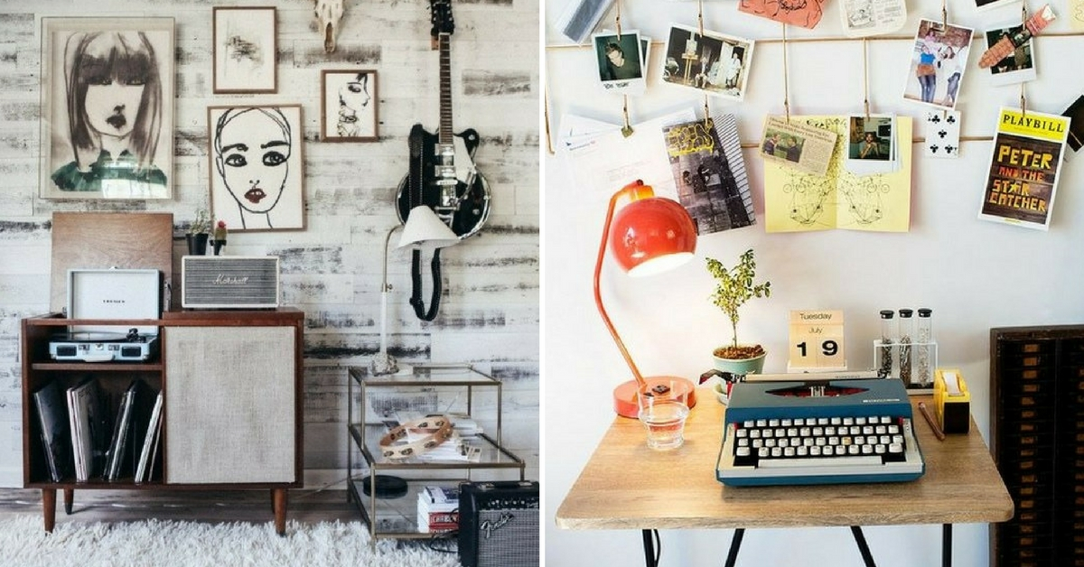 11 Latest Hipster Home Decor Inspiration For Your