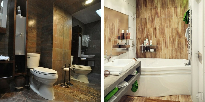 20 Lovely Small Bathroom Ideas For Your Apartment ... on Small Apartment Bathroom Ideas  id=98362