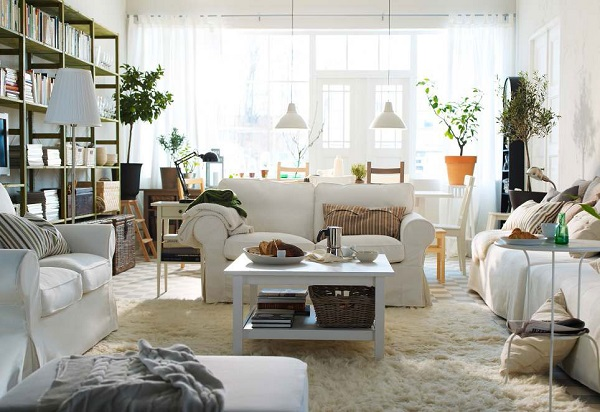 10 Beautiful White Home Decor Ideas For 2015