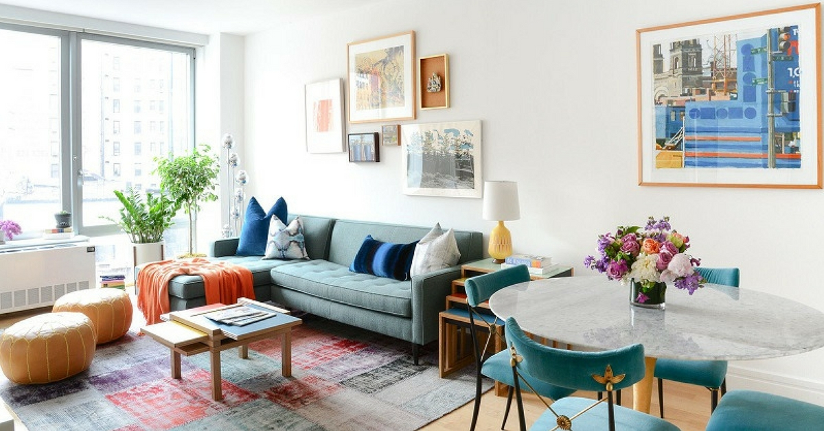 7 Mindblown Ways To Make Your Small Apartment Look Like A