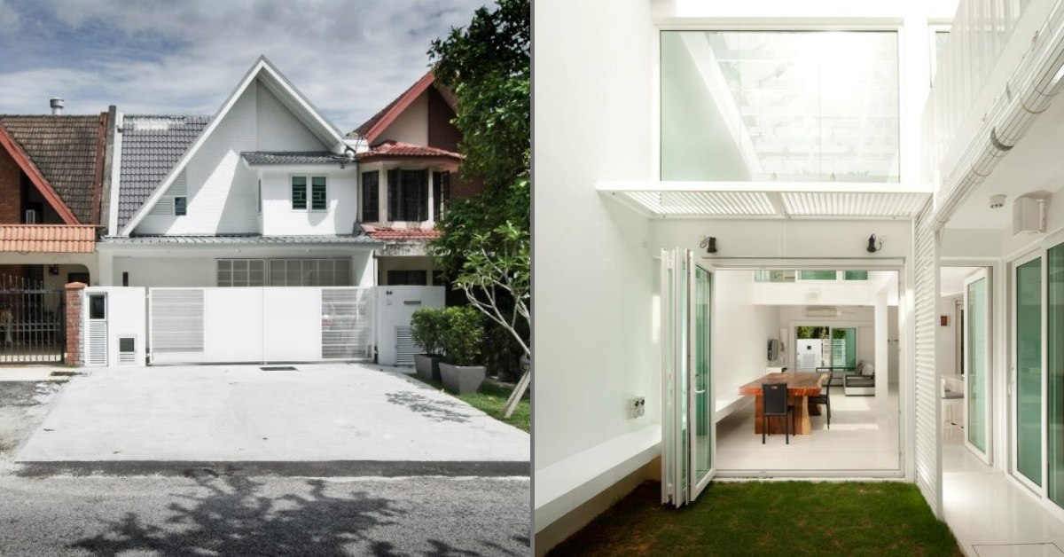 Redesigned Subang Jaya Terrace House Is So Dreamy It Even Has A