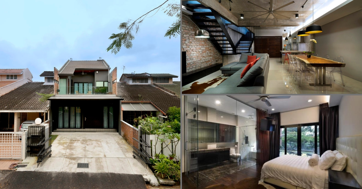 Single Storey House In Ttdi Is Transformed Into An Amazing Double