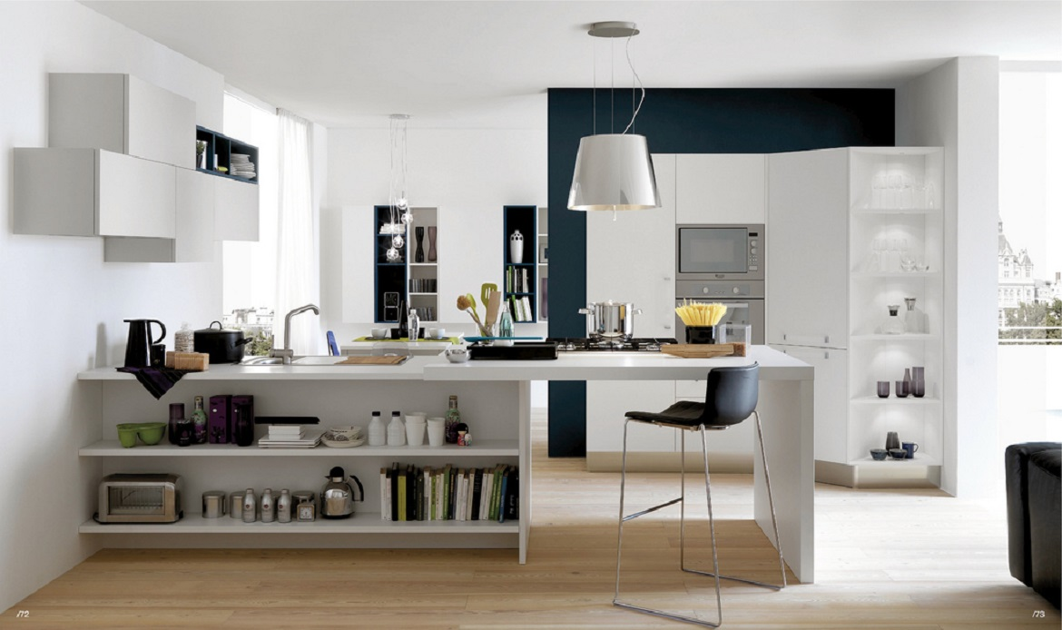 Open Kitchen Concept Tired Of Traditional Kitchen Decoration 7 Ways To Decorate Your