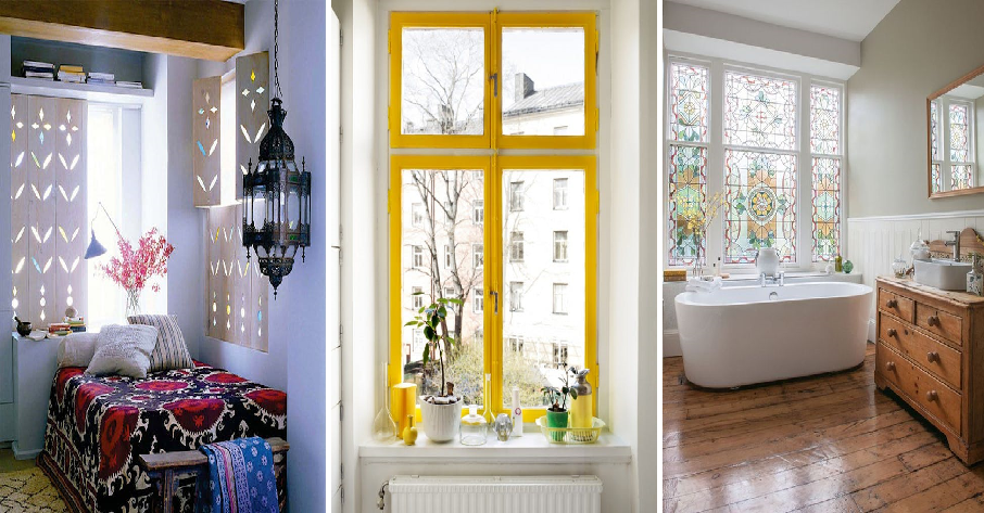 10 Diffe Curtain Alternatives You Can Use For Your Windows