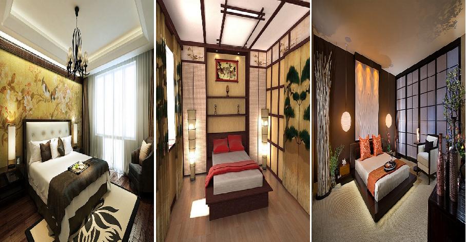 9 Amazingly Zen Asian Style Bedrooms To Die For