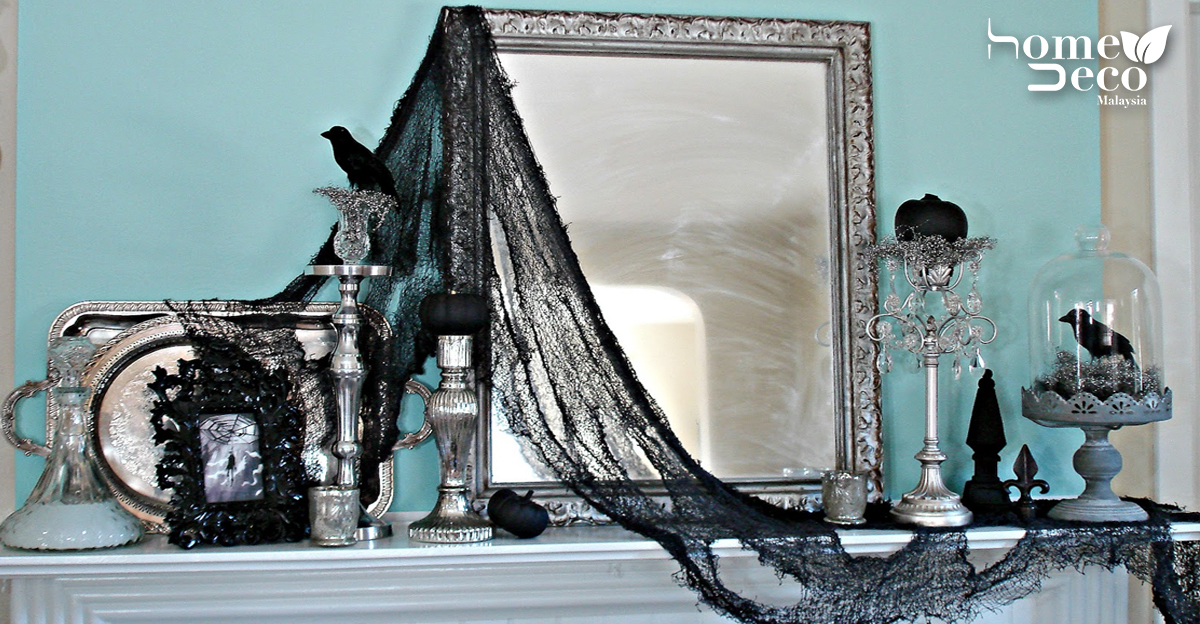 5 DIY Gothic Decor That You Can Satisfy Your Inner Darkness