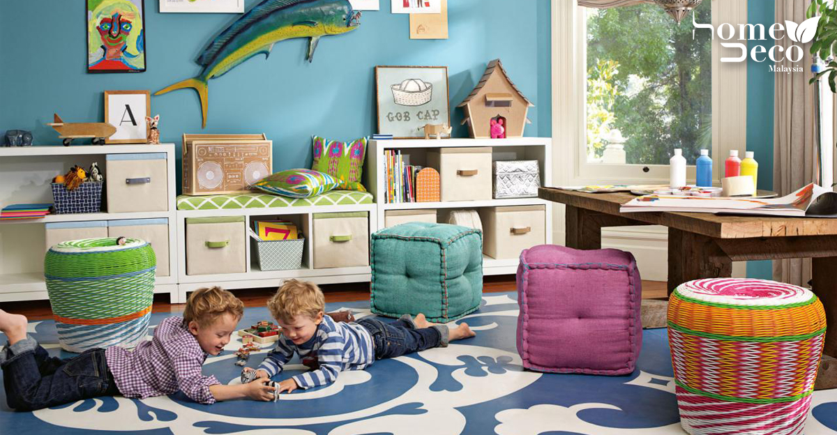 5 Kid Friendly Living Room Designs For A Happier Home