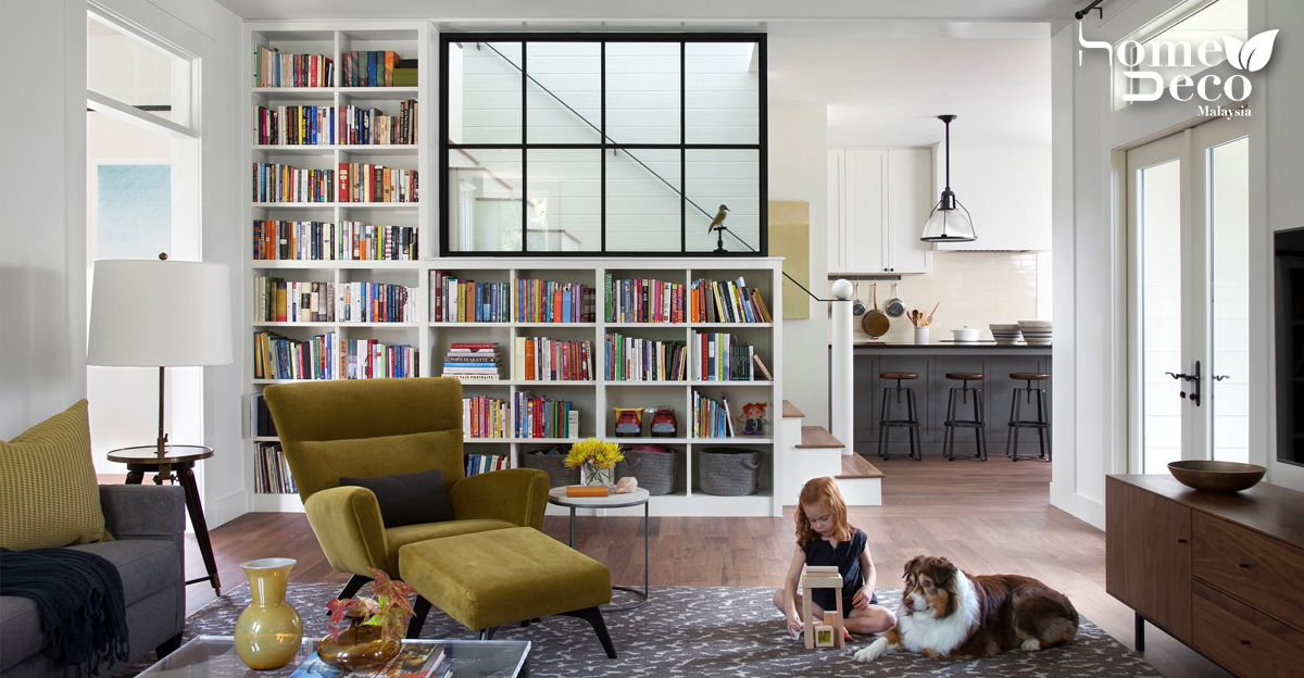 5 Quirky And Creative Ways To Divide A Room