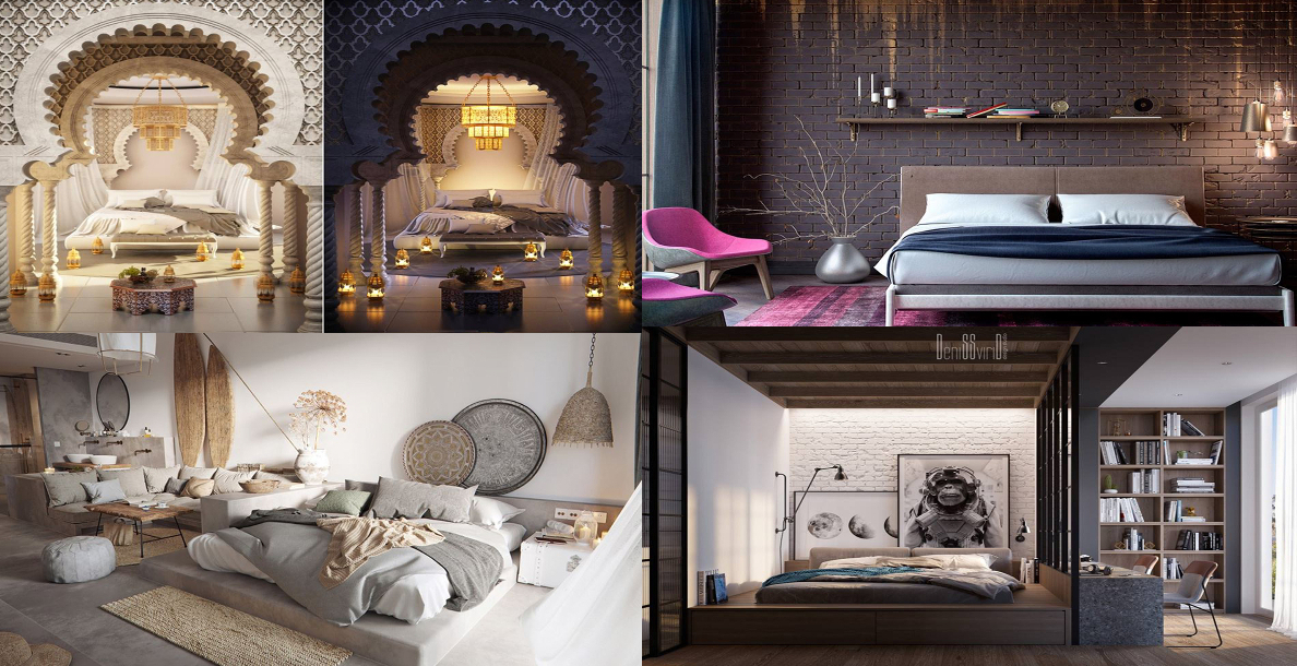 34 Astonishing Design To Inspire Your Next Ideal Bedroom